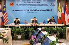 Role of AIPA parliaments in post-pandemic economic recovery discussed