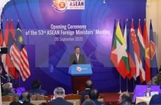 AMM-53, related meetings begin