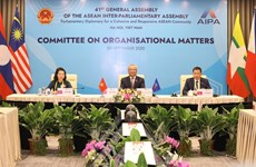 AIPA-41: NA Vice Chairman calls on ASEAN, AIPA to stay united