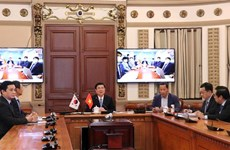 HCM City, Busan to set up virtual inter-sector working group