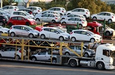 Vietnam imports 53,000 CBU cars in eight months