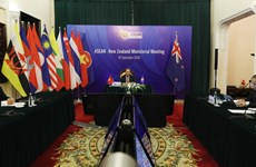 AMM 53: ASEAN-New Zealand Ministerial Meeting runs virtually