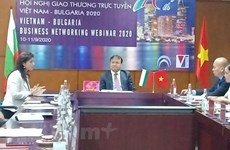 Vietnamese, Bulgarian enhance trade ties