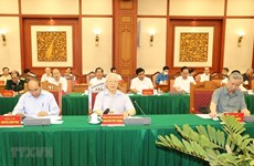 Party chief chairs meeting of sub-committee on documents