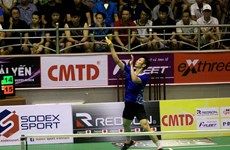 Vietnamese players in top 50 world badminton rankings