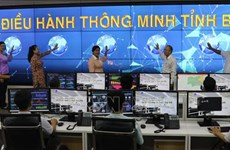 Binh Phuoc opens intelligent operations centre