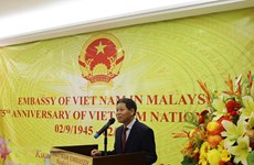 Vietnam's 75th National Day observed in Malaysia