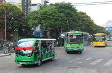 HCM City to improve bus services, increase ridership