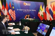 EU Ambassador to ASEAN appreciates Vietnam's efforts to host AMM 53, related meetings