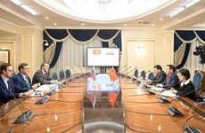 Russian parliamentarian, scholar laud Vietnam's role in ASEAN