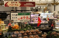 Vietnam Fair underway in AEON supermarkets in Japan