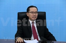Laos lauds Vietnam's hosting of AMM 53