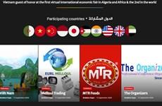 Vietnam joins virtual trade fair in Algeria