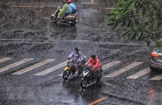 Heavy rains forecast nationwide