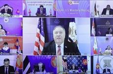 ASEAN, US sign Regional Development Cooperation Agreement