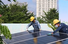 Virtual Vietnam solar expo to open in October