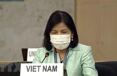 Vietnam attends UN Human Rights Council's 45th regular session