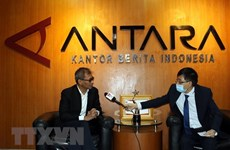 Antara President Director: VNA at forefront of providing correct information