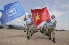 Vietnam vows to foster UN-ASEAN cooperation in peacekeeping