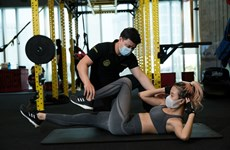 Gymnasiums spring up in Vietnam amid greater focus on health