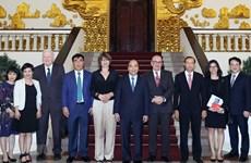 Vietnam facilitates investment of EU firms: PM