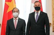 Polish President hopes for stronger relations with Vietnam