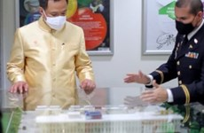 Thailand, US cooperate in HIV, COVID-19 vaccine development