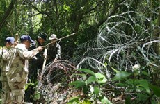 Thailand seals border with Myanmar to stem COVID-19, drug trafficking