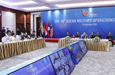 ASEAN Military Operations Meeting held