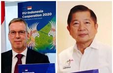 EU, Indonesia commit to green economic development