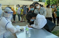 No new COVID-19 cases reported in Vietnam on September 19