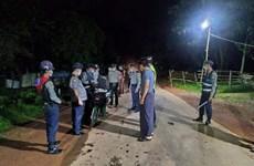Myanmar: Over 400 pandemic curfew violators arrested in a week