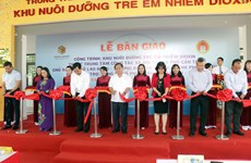 Can Tho: New facility for child AO/dioxin victims handed over