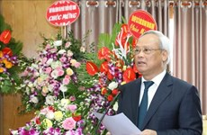 NA Vice Chairman re-elected Chairman of Vietnam Peace Committee