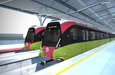 Hanoi proposes investing 2.81 billion  USD in new urban metro line
