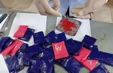 Dien Bien police arrest drug traffickers