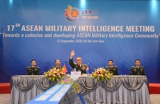 Vietnam proposes establishment of ASEAN military intelligence community