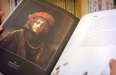 Books on European art icons published