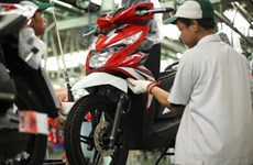 Indonesia's sales of motorbikes projected to plunge 45 percent this year