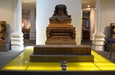 Da Nang offers virtual tour of Champa sculptures through 3D scanning