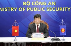 Vietnam playing active role in ASEAN transnational crime combat: officer