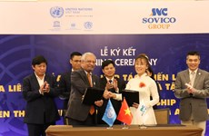 SOVICO Group becomes UN's strategic partner