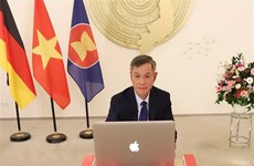 Webinar marks 45th anniversary of Vietnam-Germany diplomatic ties