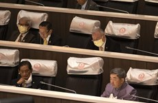 Thai parliament sets up committee to study Constitution change