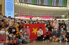 Vietnamese citizens brought home safely from over 30 countries