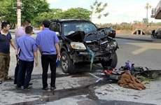 Traffic accidents claim over 4,870 lives so far this year