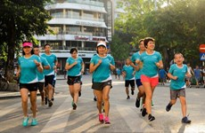 Charity run to raise funds for children to fight heart disease to be held in Hanoi