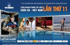 European-Vietnamese Documentary Film Festival to return next month