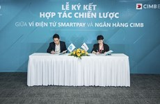 E-wallet SmartPay, CIMB Bank unveil tie-up