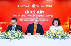 First Shopee co-branded credit card launched